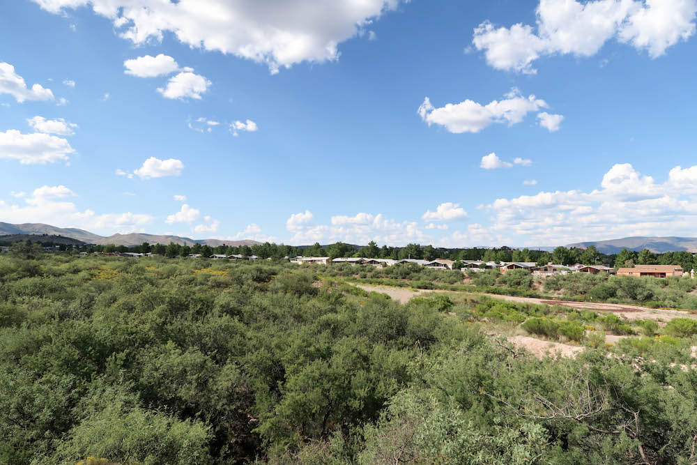Vineyards at Cottonwood's Lot 25 Center View