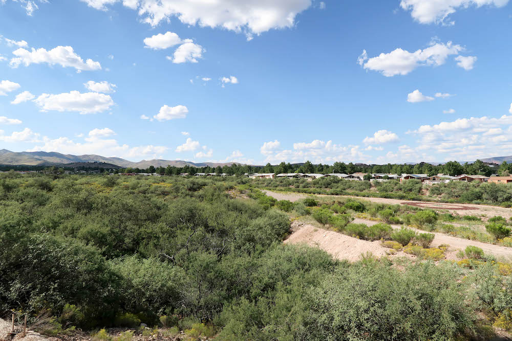 Vineyards at Cottonwood's Lot 26 Center View