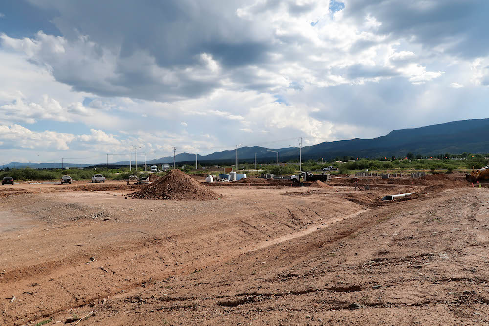 Vineyards at Cottonwood's Lot 32 Right View
