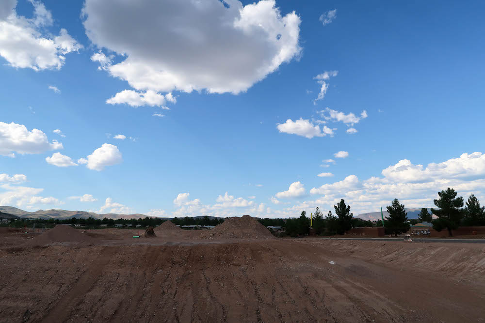 Vineyards at Cottonwood's Lot 41 Center View