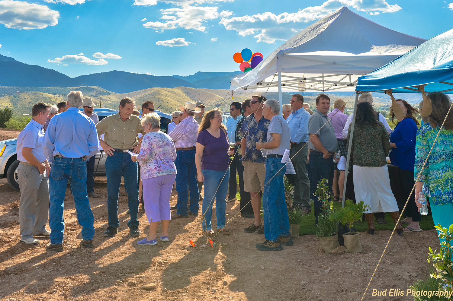 Vineyards at Cottonwood Groundbreaking
