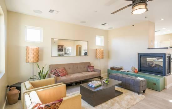 Veraison living room