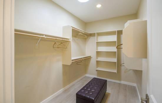 Veraison master closet