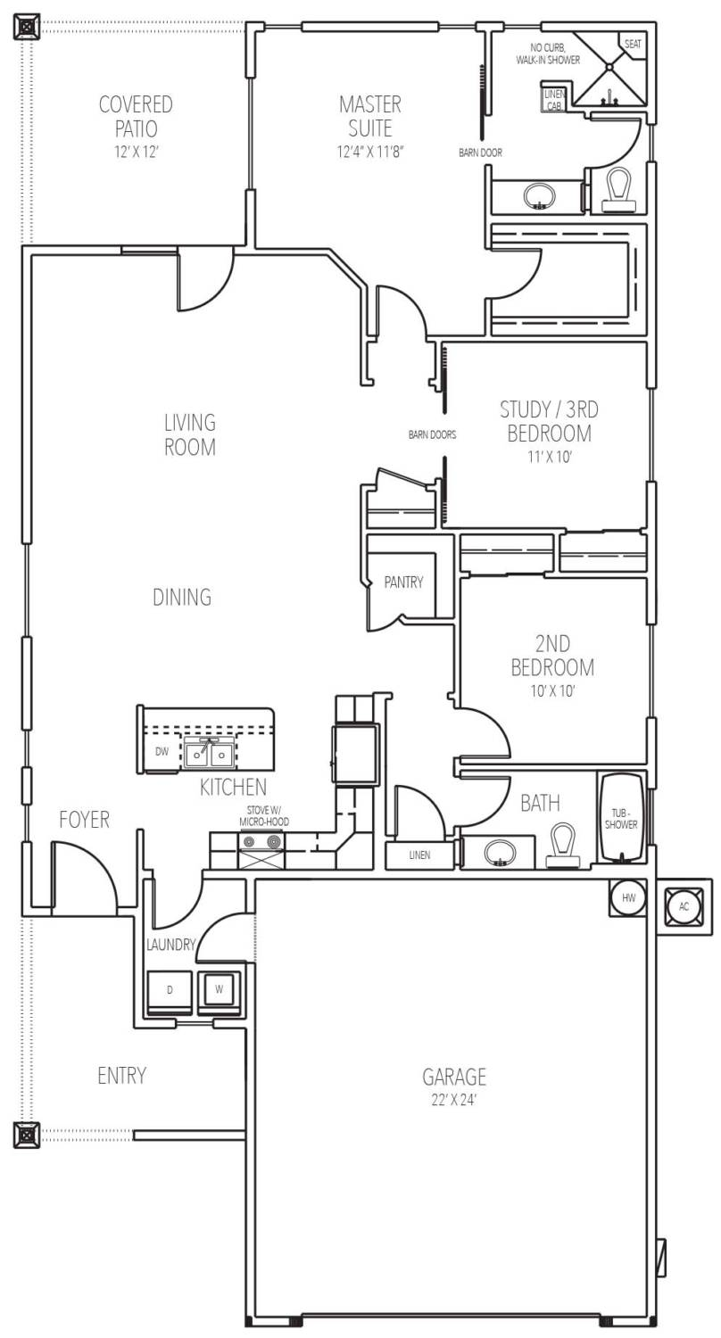 Anther floor plan