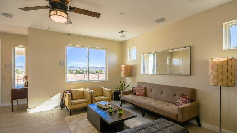 Living room of Veraison